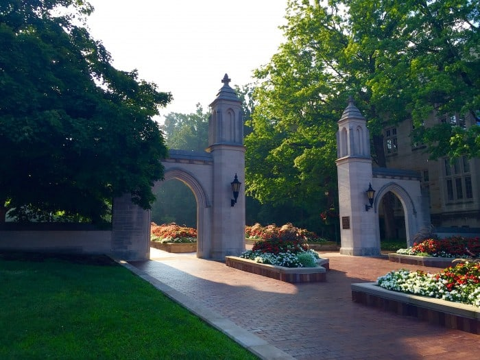 Gateway to Indiana U