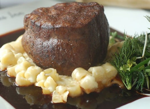 Scholars Inn filet
