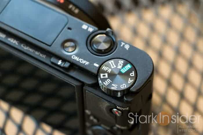 Sony RX100 IV Top 5 Features