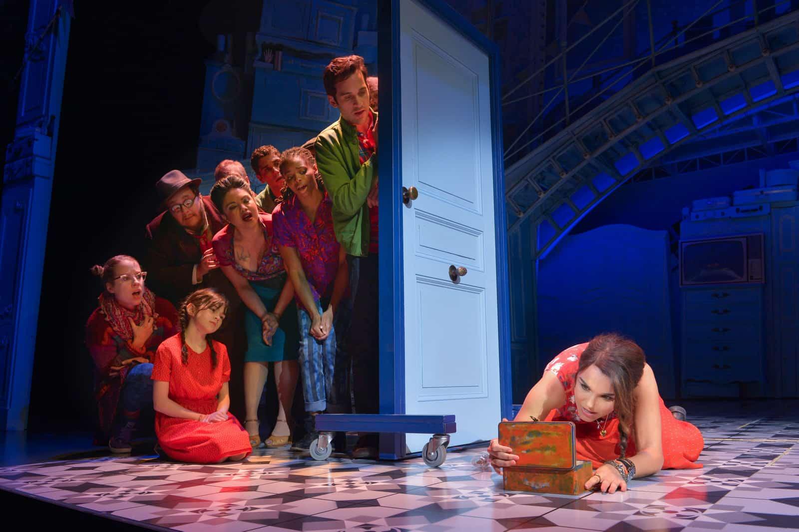 Amélie, A New Musical with Samantha Barks