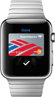 Apple Pay setup Bank of America credit card