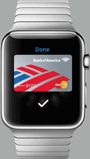 Apple Pay setup Bank of America credit card