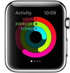 Apple Watch dark theme