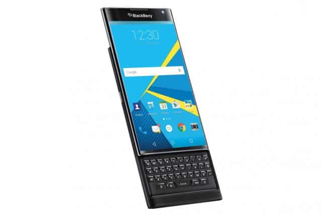 BlackBerry Priv Android-based Smartphone