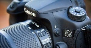 DSLR Tips: Shooting Video with a Canon EOS 70D camera