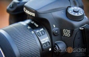 DSLR Tips: Shooting Video with a Canon EOS 70D camera
