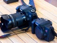 Canon EOS 70D and Canon EOS Rebel T6i