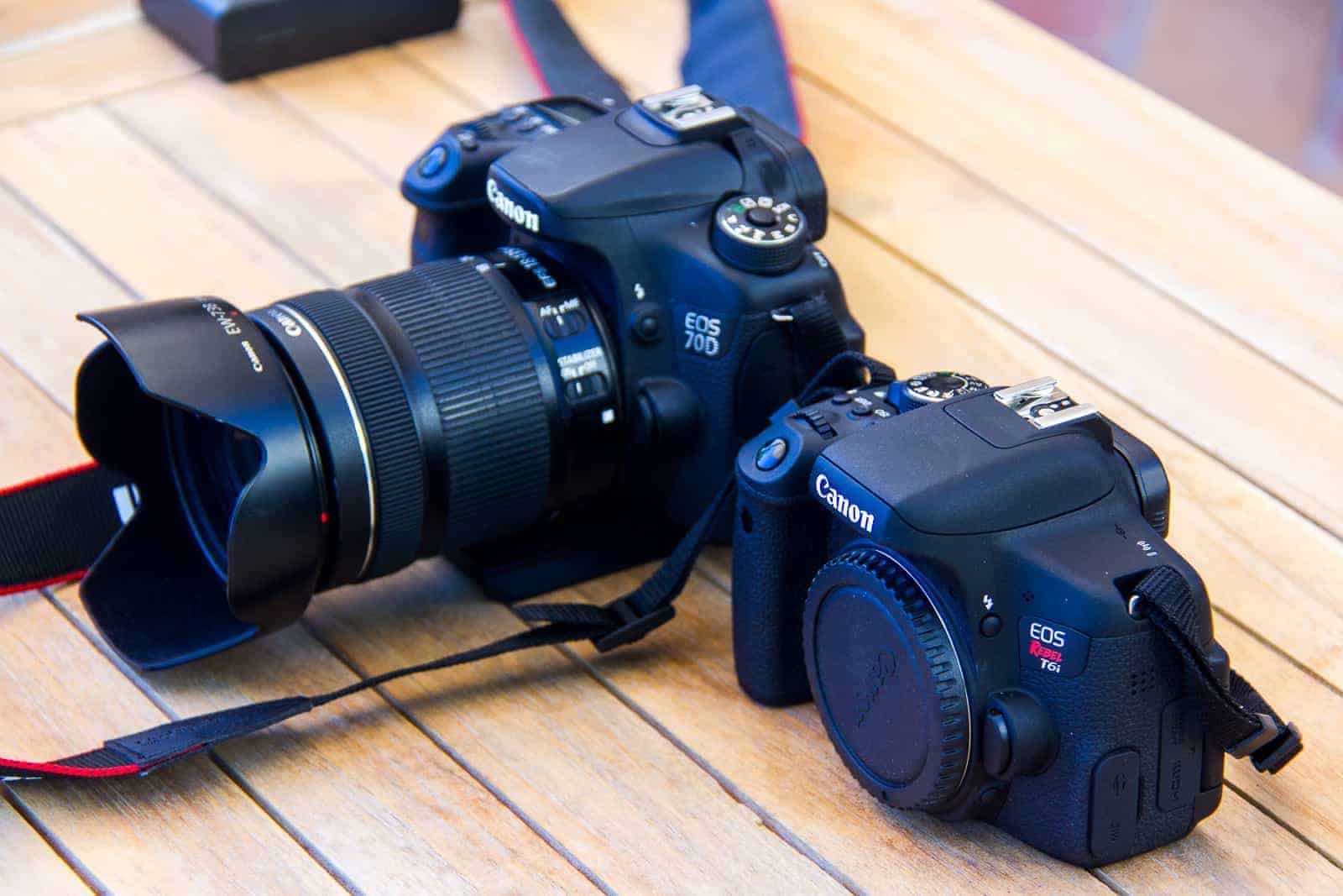 How good is the Canon EOS Rebel T6i for shooting video Test