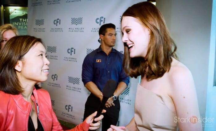 Elle Fanning Interview - Mill Valley Film Festival