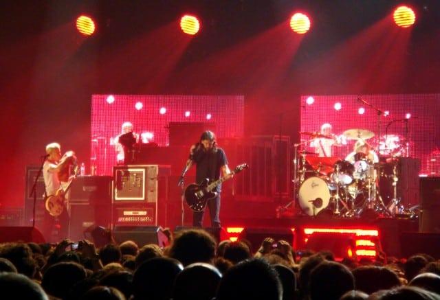 Foo Fighters - Concert for Kids