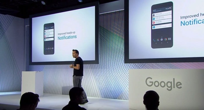 Google Event - Nexus 5X and 6P