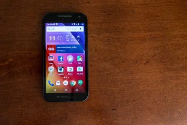 Moto G - Android Lollipop