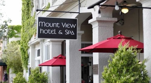 Mount View Hotel and Spa