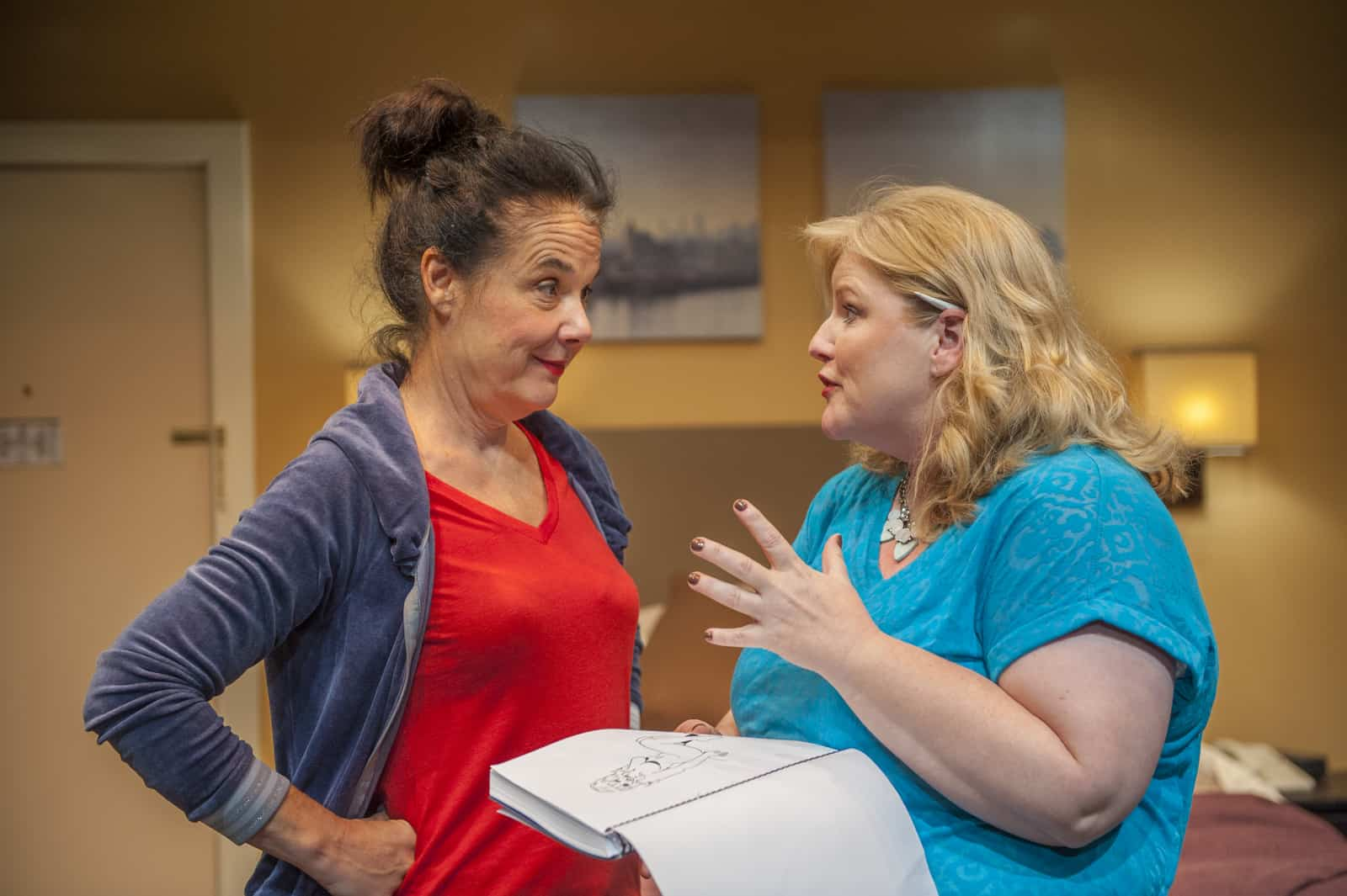 Mud Blue Sky - Aurora Theatre, Berkeley (Review)