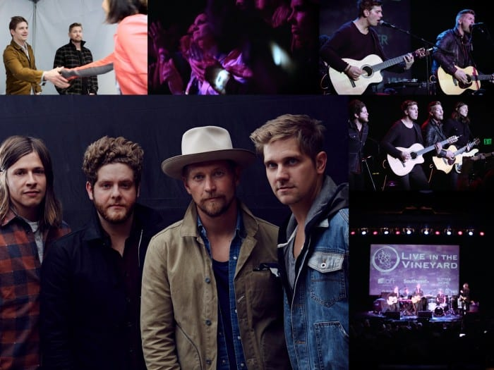 NEEDTOBREATHE - Live in Concert (Video)