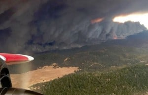 Impact of Valley Fire on California Wine Industry