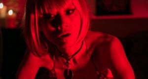 Bai Ling in 'Sacred Blood'