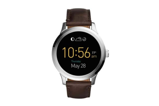 Fossil Q Founder - Android Wear smartwatch