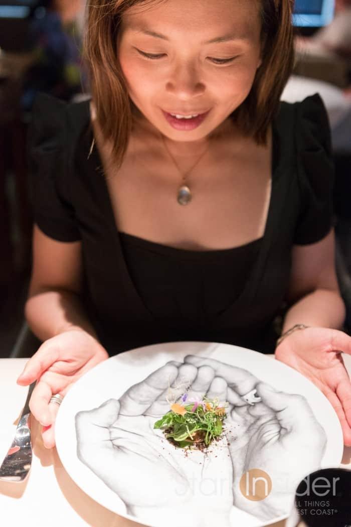 Chef David Kinch - Manresa Restaurant - Michelin 3-star