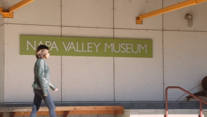 Napa Valley Museum Video Tour with Loni Stark and Nancy Willis