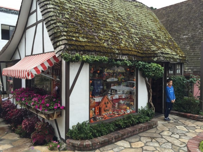 Comstock Cottage in Carmel, California