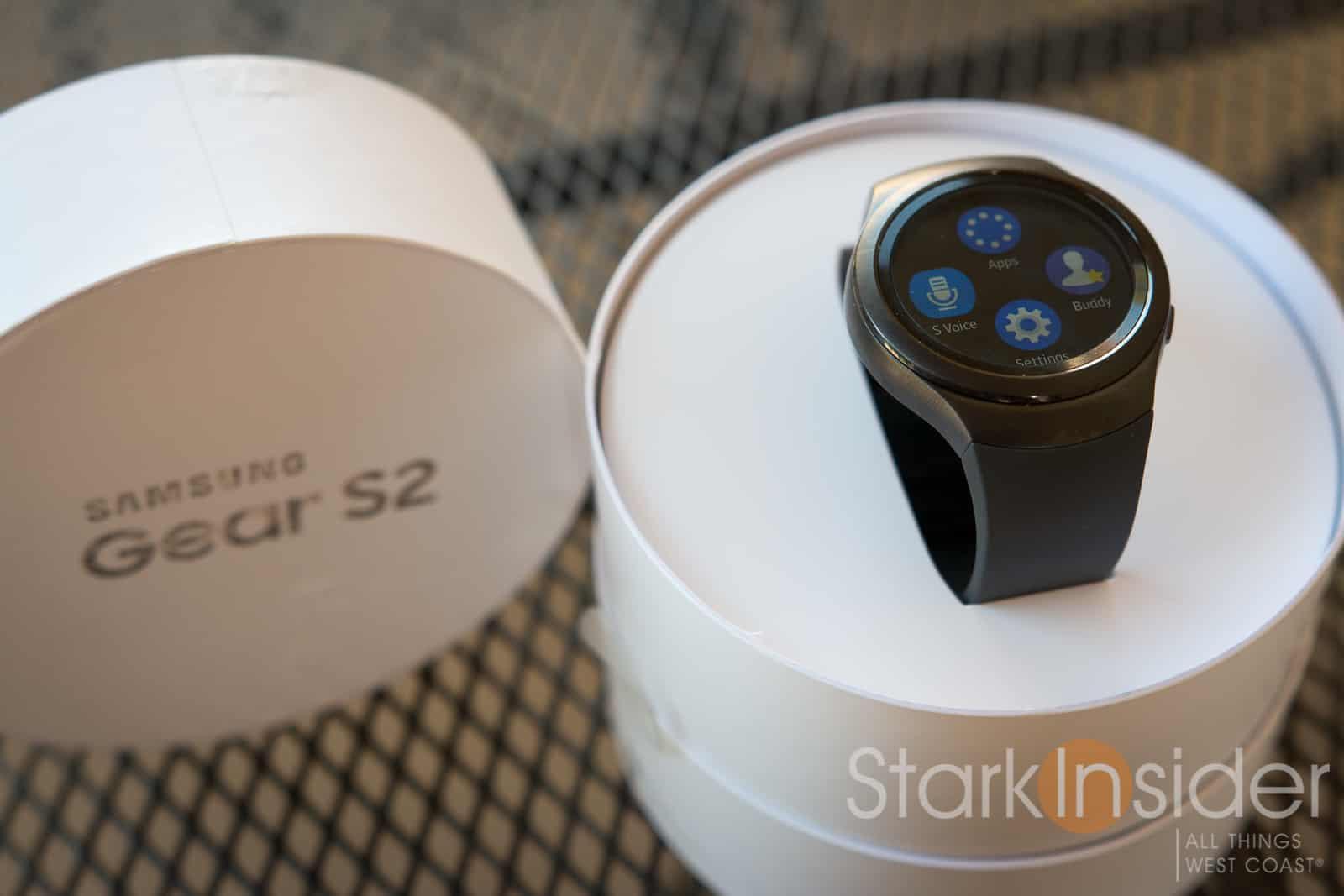 Verdict: Samsung Gear S2 smartwatch | Stark Insider