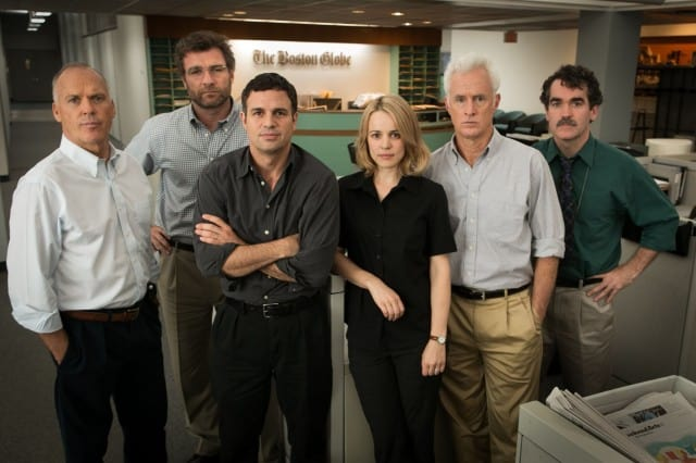 Spotlight - Film Review