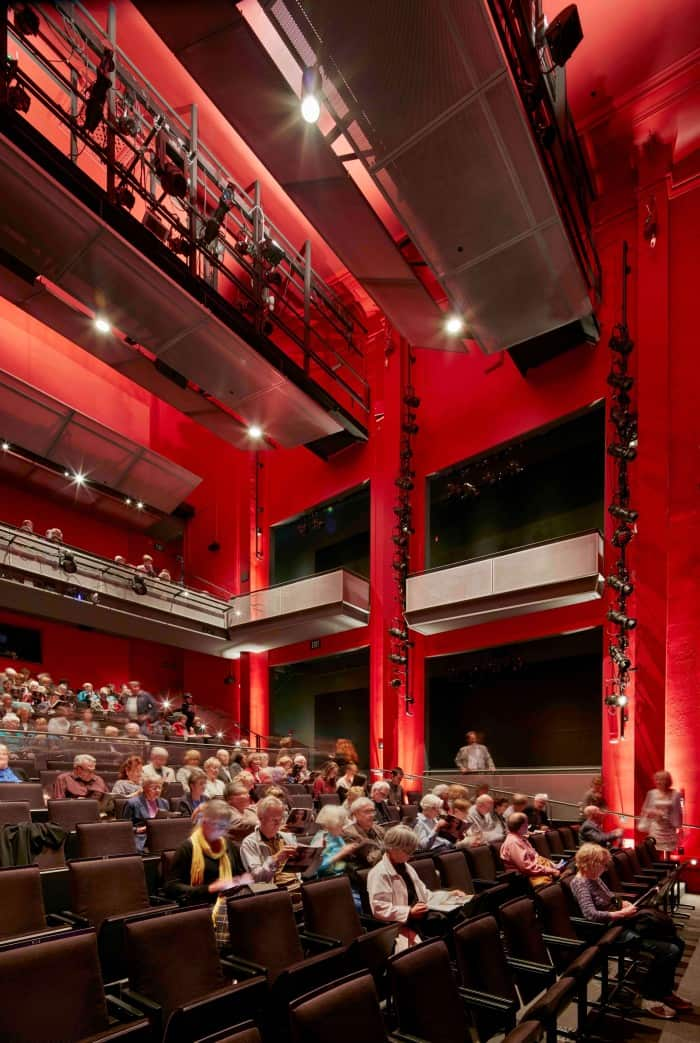 The Strand Theater - Toni Rembe Theater