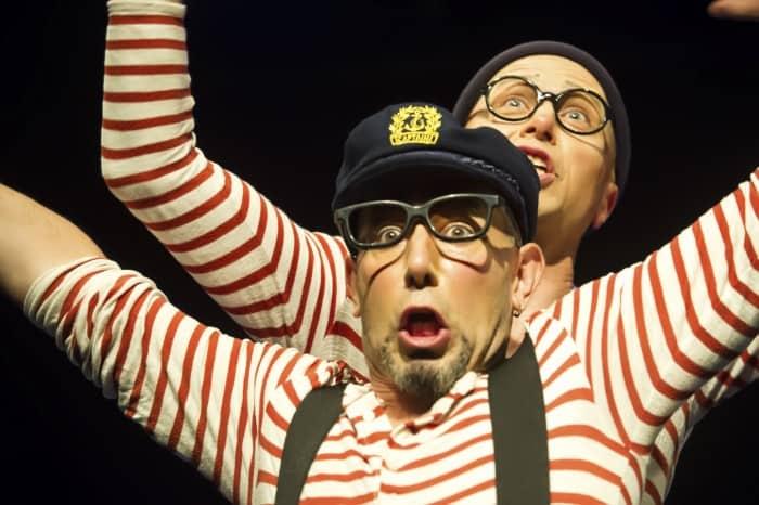 The Submarine Show - Aurora Theatre Berkeley