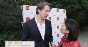 Tom Hooper - The Danish Girl - Interview