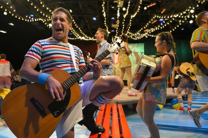 The Hypocrites' Pirates of Penzance at Berkeley Rep