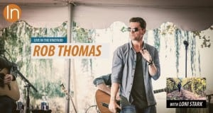 Rob Thomas - Live in the Vineyard @ Sutter Home Winery, Napa
