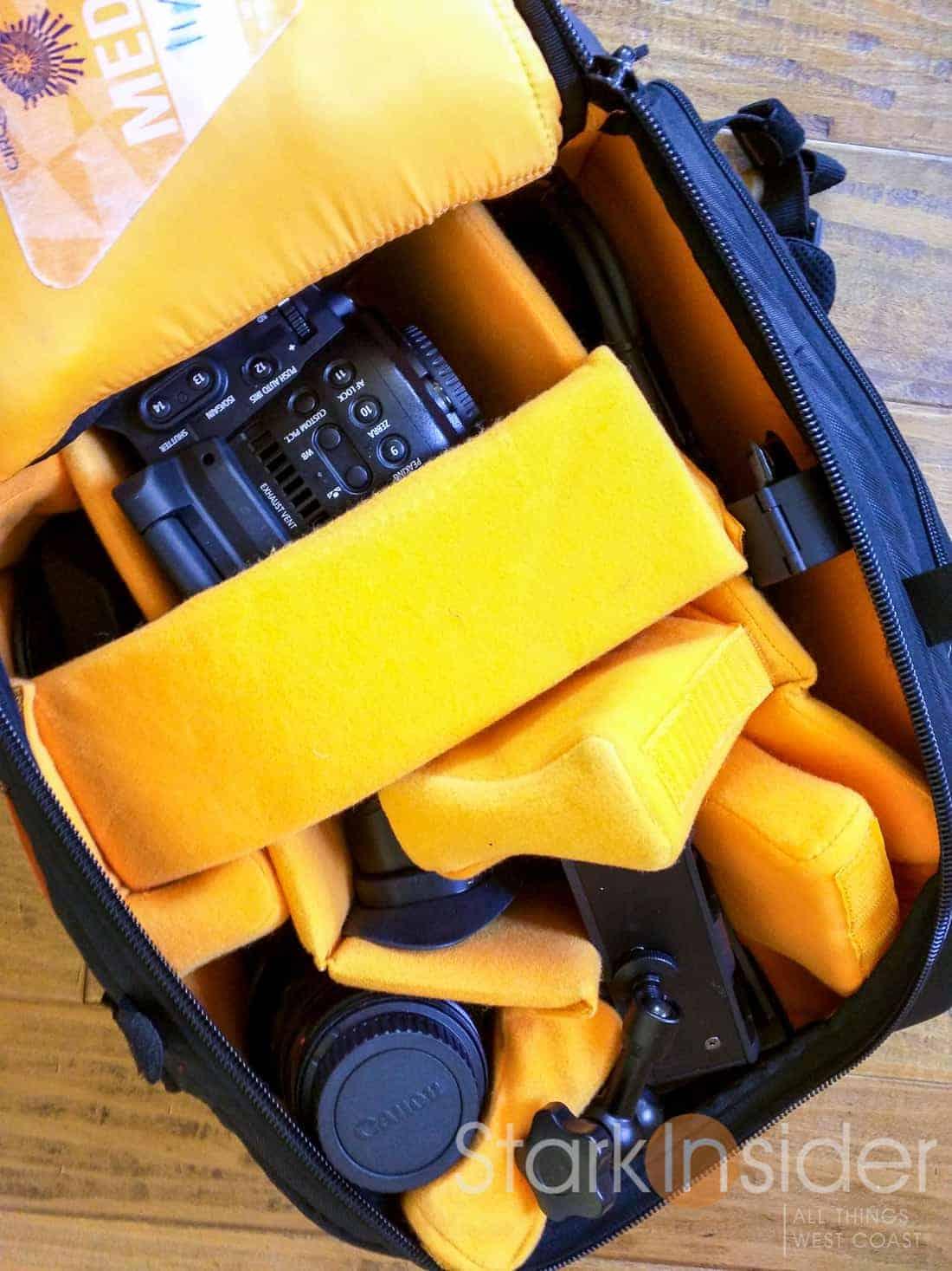 Canon C100 Travel