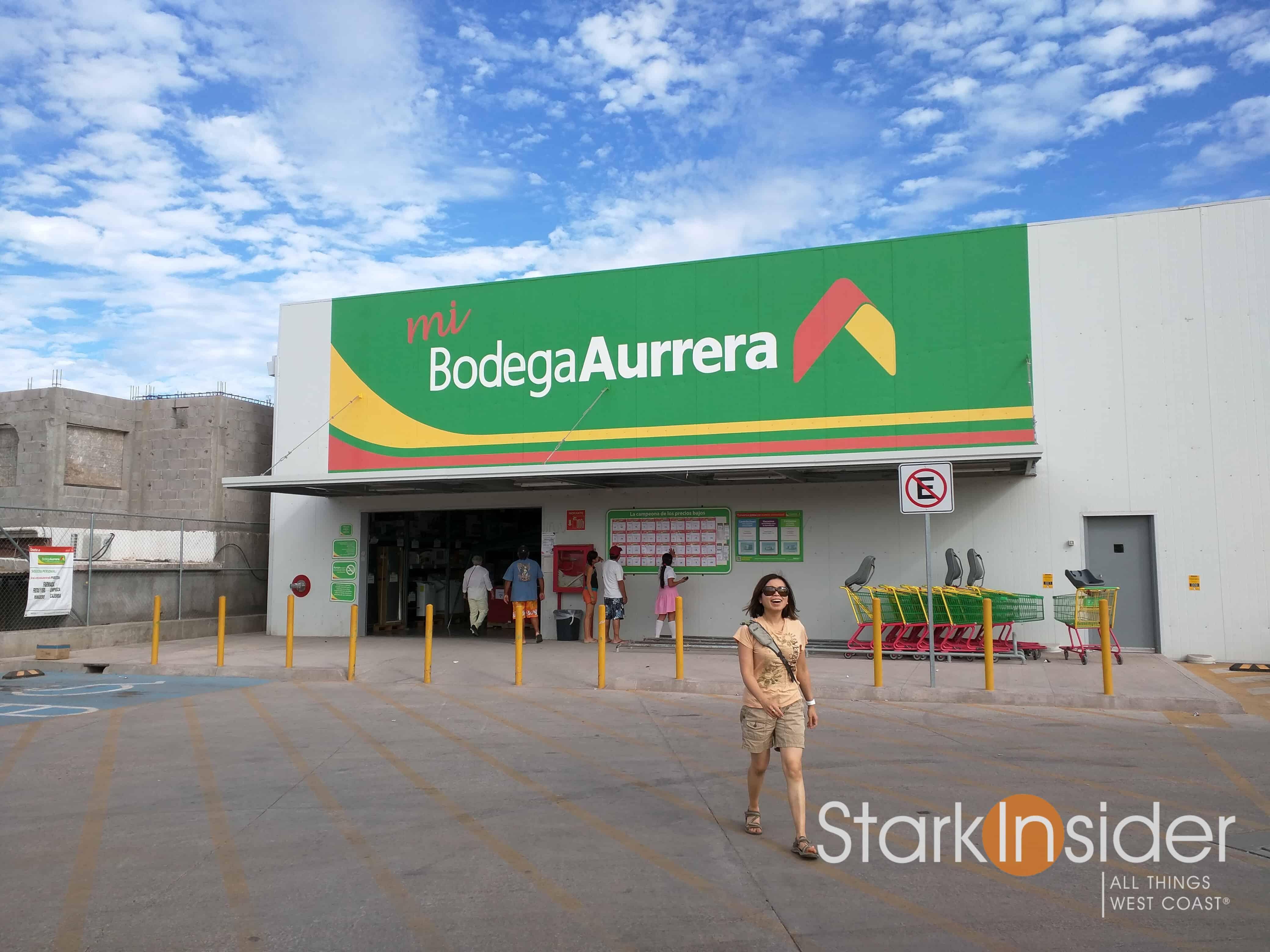 Mi Bodega Aurrerá - Walmart in Loreto, Baja, Mexico
