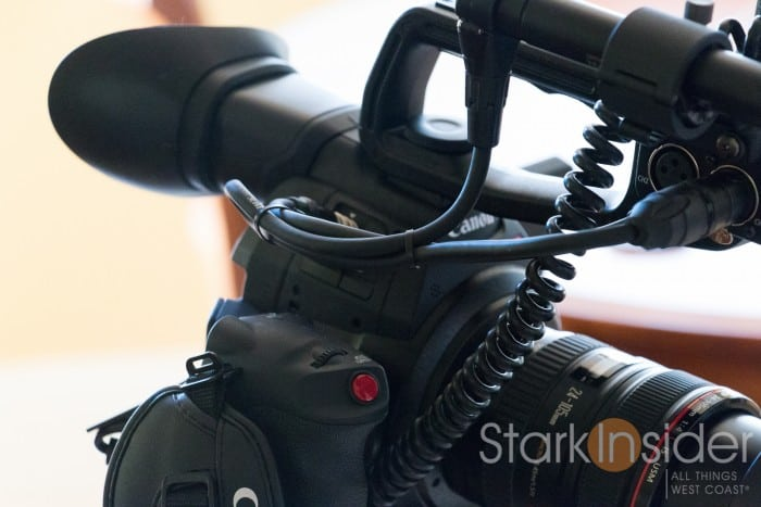 Canon C100 Early Review
