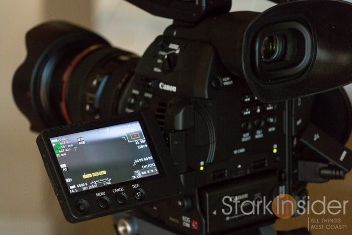 Canon C100 Mark II - Best Camera for Shooting Documentaries, Weddings, Events