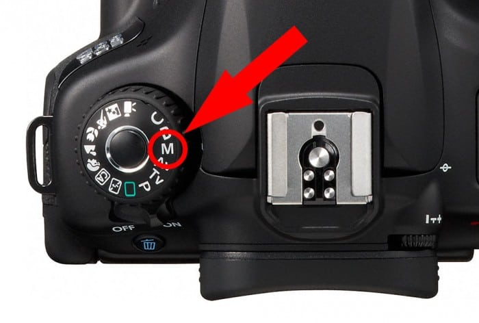 Canon 70D Manual Mode setting for video