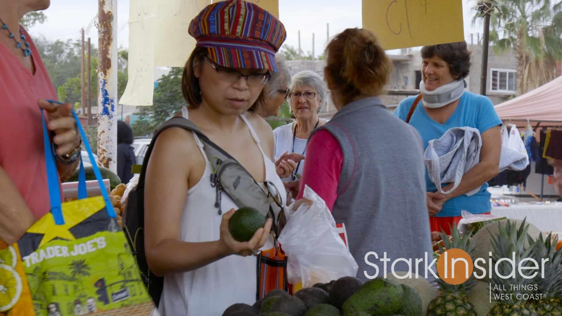 Loreto Baja - Farmer's Market