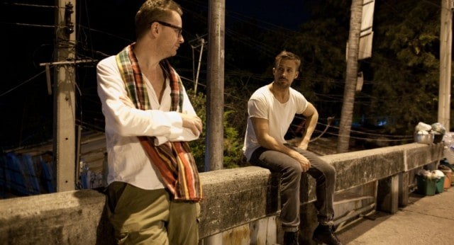 Nicolas Winding Refn and Ryan Gosling - Documentary BTS