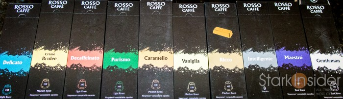 Rosso Caffe Nespresso Compatible Pods - Review