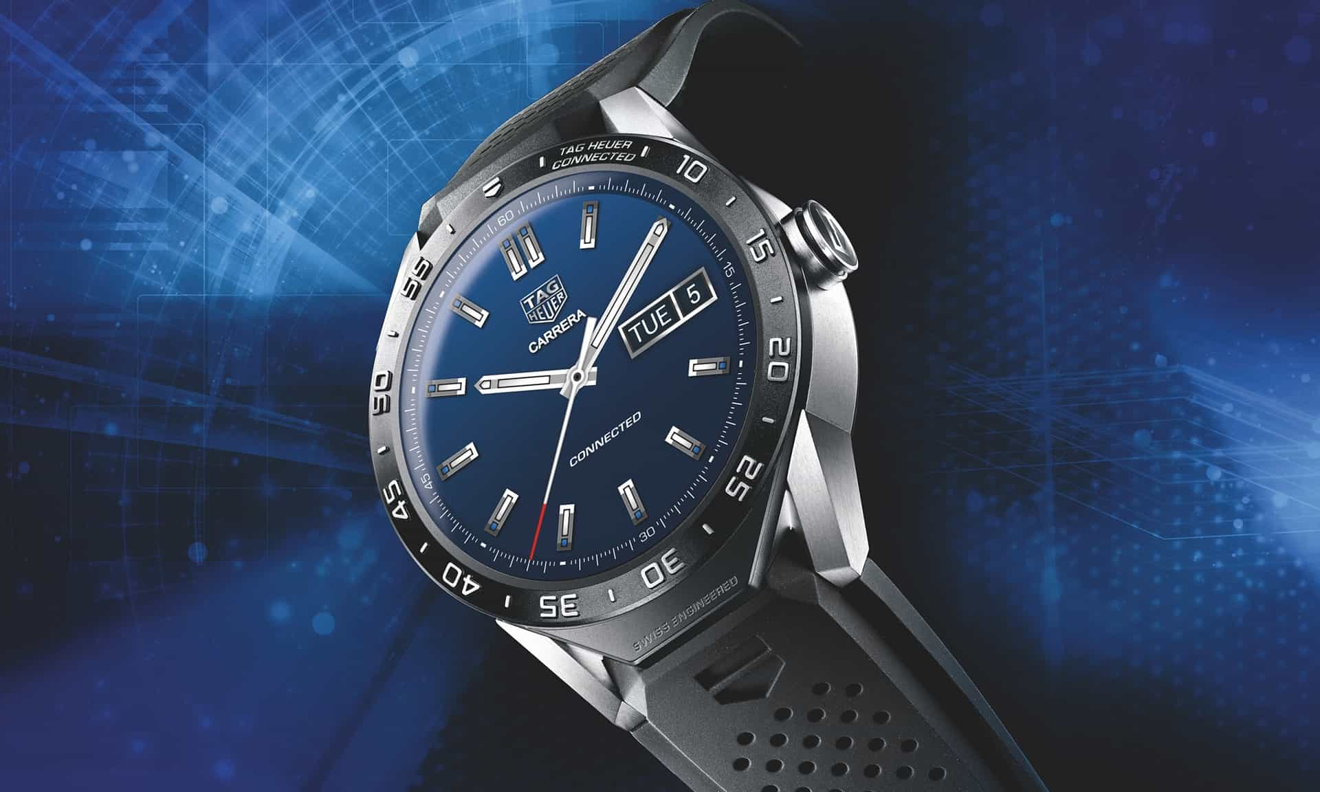 TAG Heuer tests pricing bounds of Android Wear