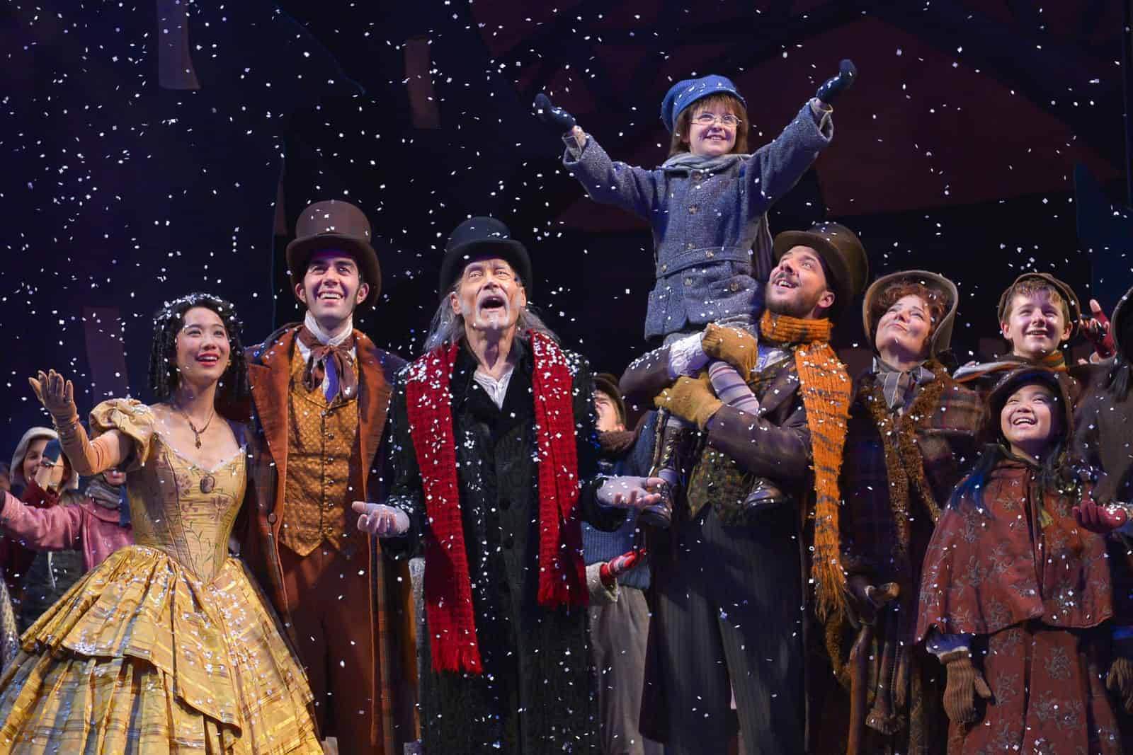 Christmas Carol.A Christmas Carol Cheers And Inspires At The Act Stark Insider