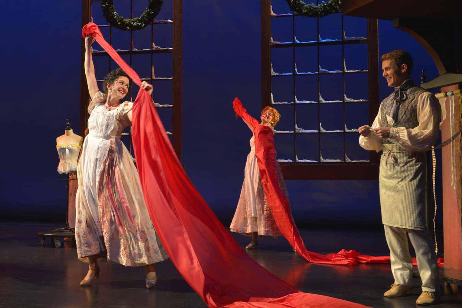 Act Christmas Carol.A Christmas Carol Cheers And Inspires At The Act Stark Insider