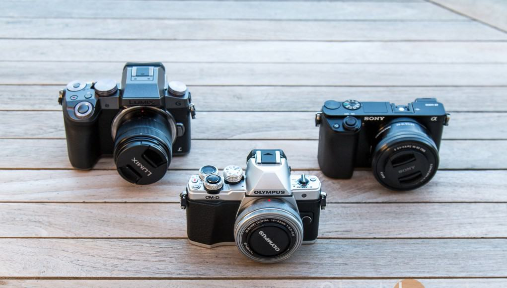 Best Mirrorless Cameras for about $600