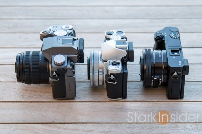 Mirrorless Camera Round-up