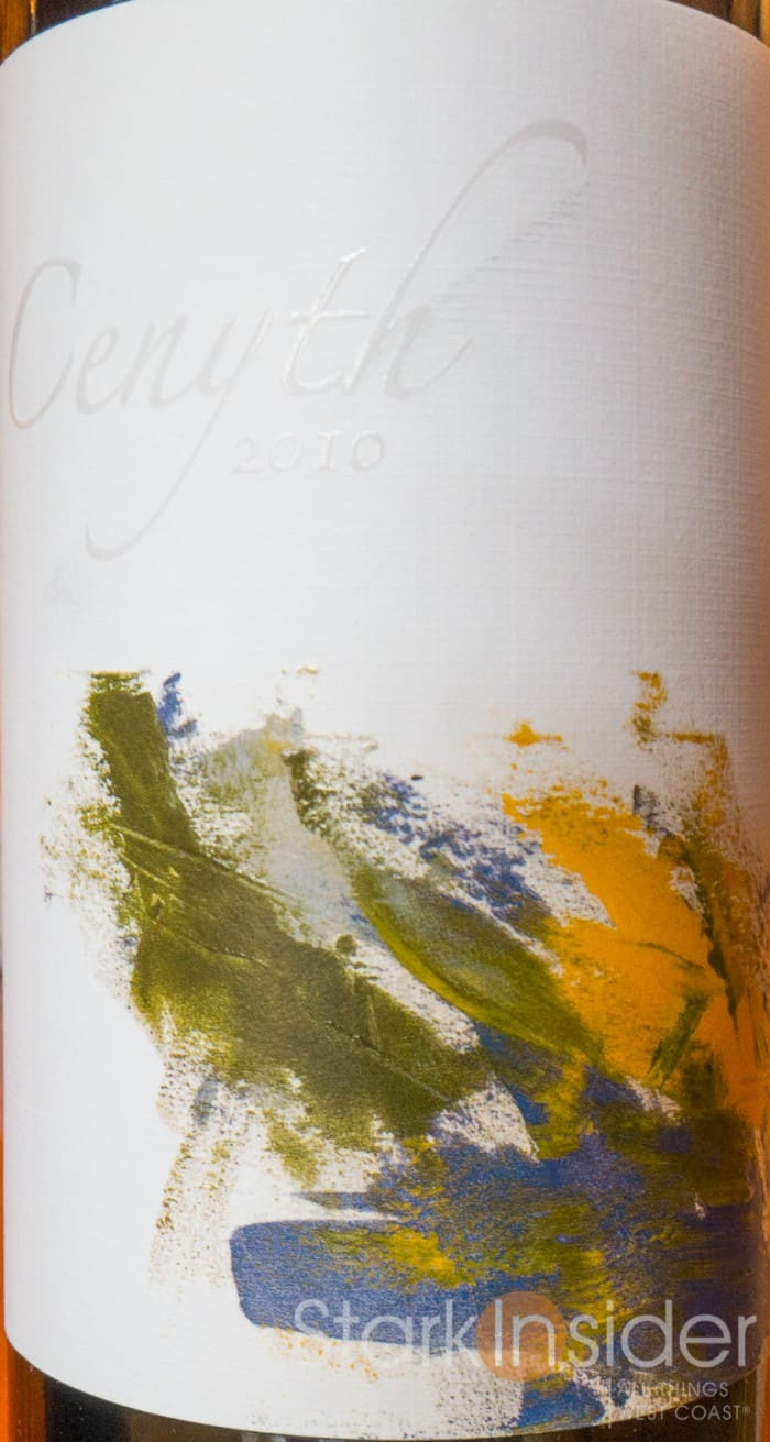 Cenyth 2010 Wine - Sonoma County - Review