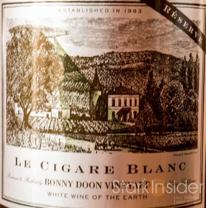 Bonny Doon - Le Cigare Blanc Review