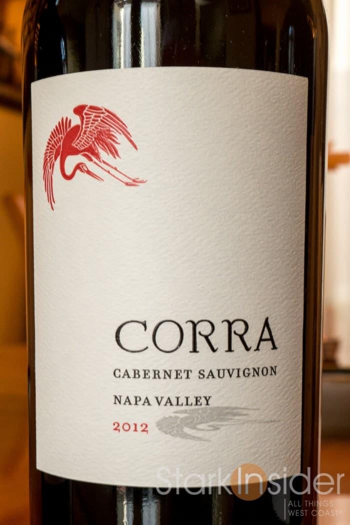 Corra Cabernet Sauvignon Wine Review - Celia Welch