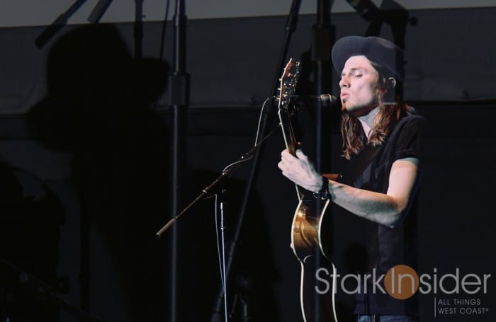 James Bay - Live in the Vineyard Interview