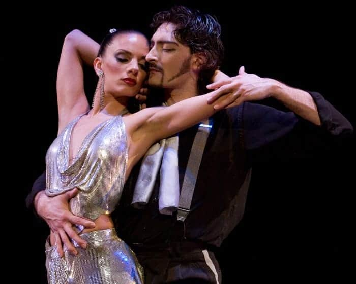 Victoria Galoto and Juan Paulo Horvath in Luis Bravo's FOREVER TANGO, playing at San Francisco's newly remodeled Herbst Theatre beginning December 20, 2015. Photo credit: Courtesy of Luis Bravo Productions